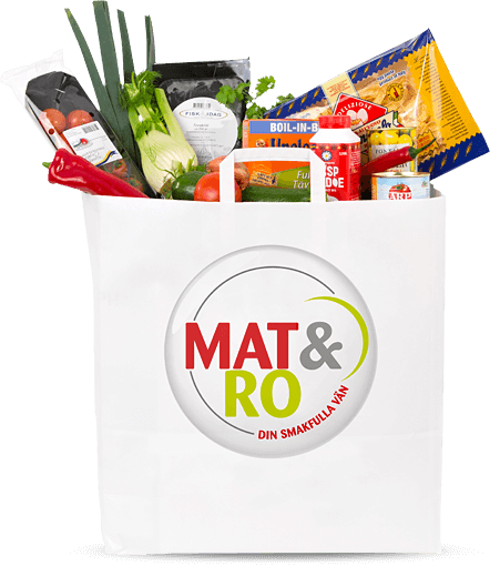 Mat & Ro® Eko-Vegetarisk