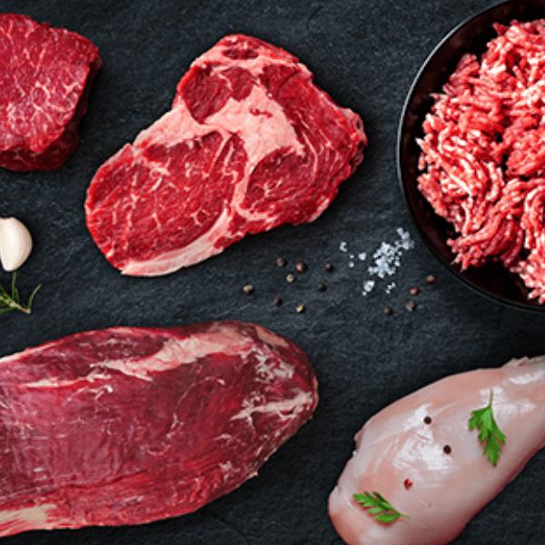 Mat & Ro® Proteinkasse (köttlåda)