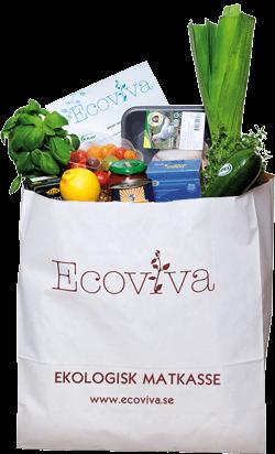 Ecoviva Matkasse Klassiska (ekologisk)
