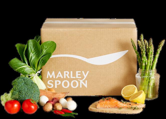 Marley Spoon Matbox