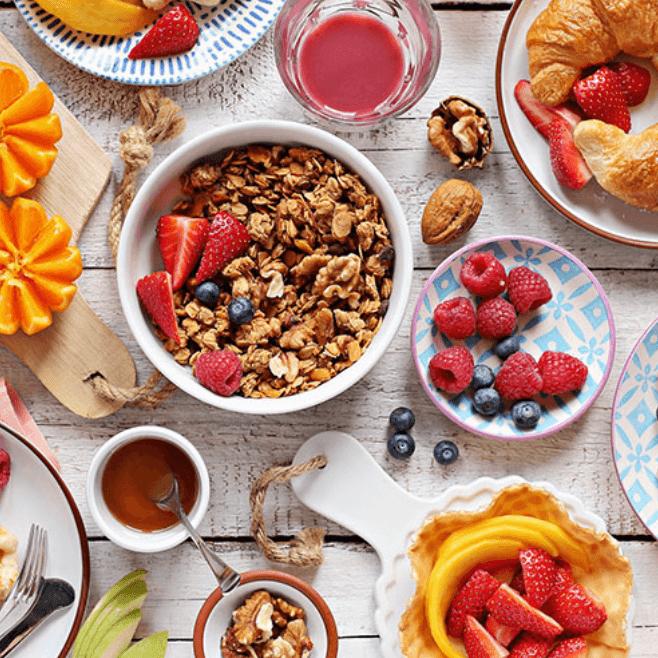 Veckansmiddag Frukost